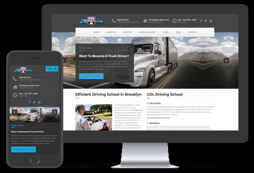 US Mule CDL Driving School portfolio 1
